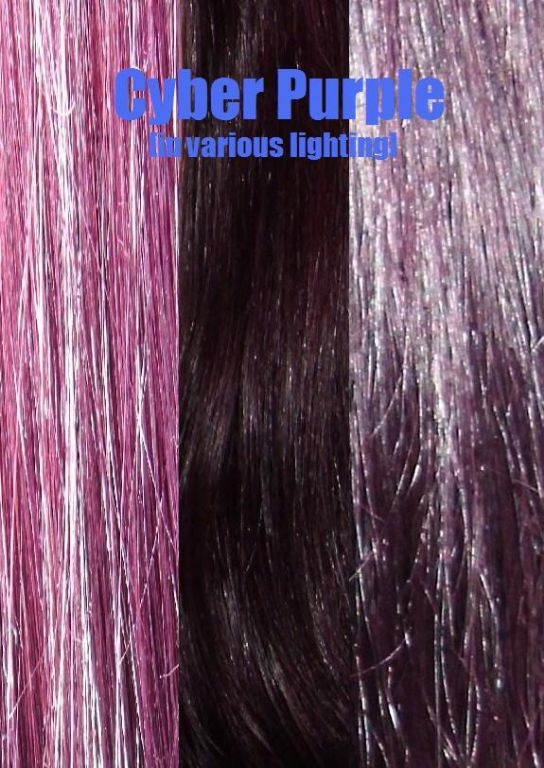 Schwarzkopf LIVE Color XXL In Cyber Purple Reviews Photo