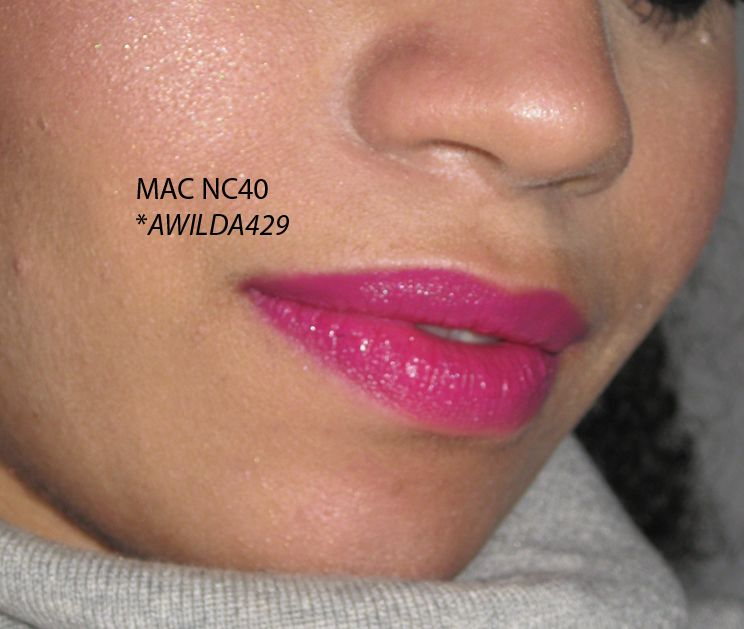 MAC Cosmetics Amplified Creme Girl About Town Reviews