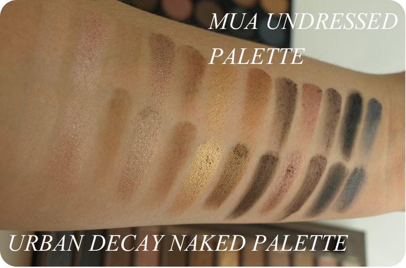 Imagini pentru mua undressed palette