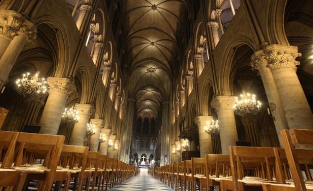 Notre Dame Cathedral (Photo: Remy de la Mauviniere, ap)