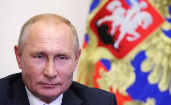 Vladimir Putin, President of Russia (Photo: MIKHAIL KLIMENTYEV / Sputnik / AFP, Getty Images)