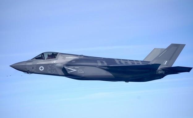 F35-B Lightning (Photo: Christopher Furlong / Getty Images)