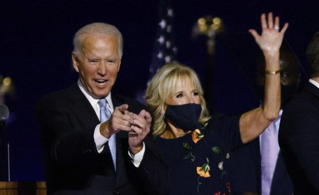 Jill Biden (Photo: Shay Franco, Reuters)