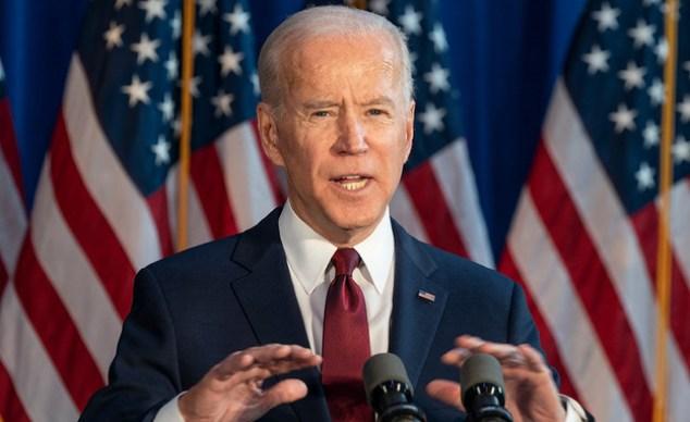 Joe Biden (Photo: shutterstock)