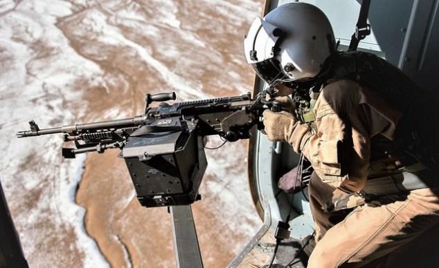 Les pilotes (Photo: USAF / Tech. Sgt. Dennis J. Henry Jr)