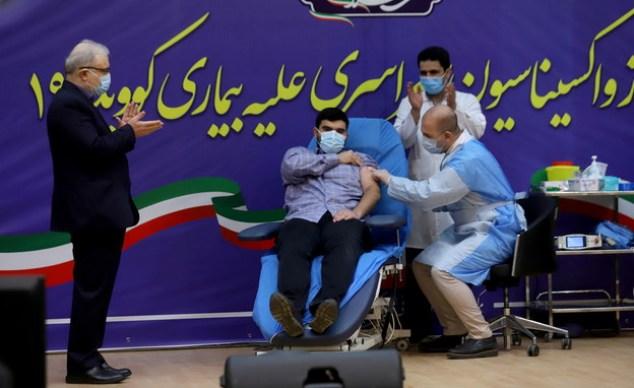 Iran in Corona (Photo: reuters)