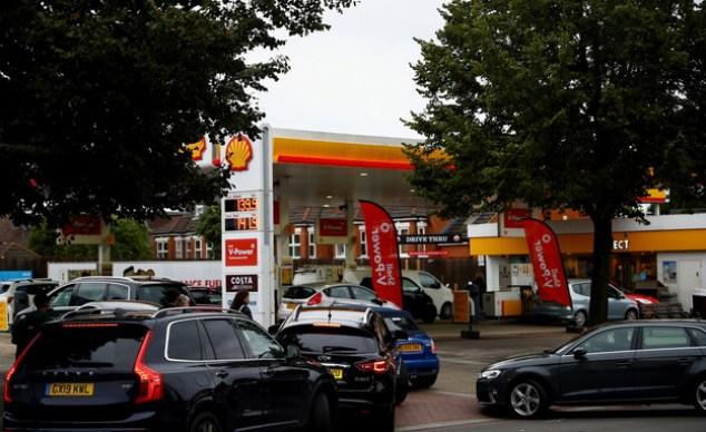UK fuel crisis (Photo: Reuters)