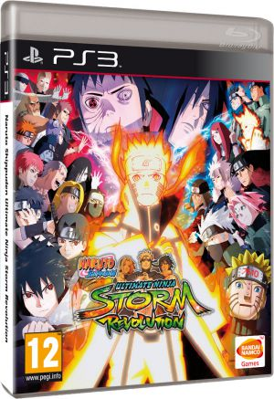 Concours Naruto Shippuden Ultimate Ninja Storm