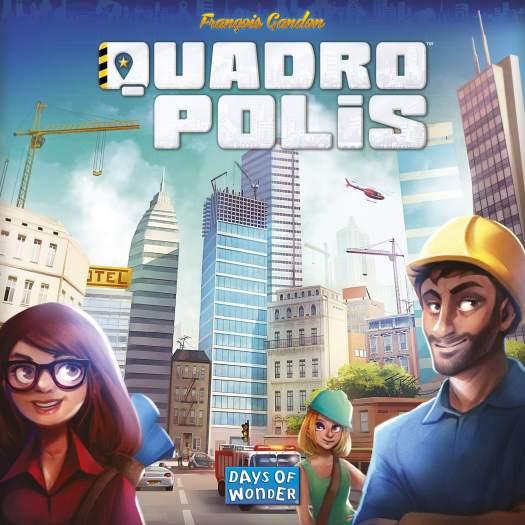 Quadropolis 方格都市