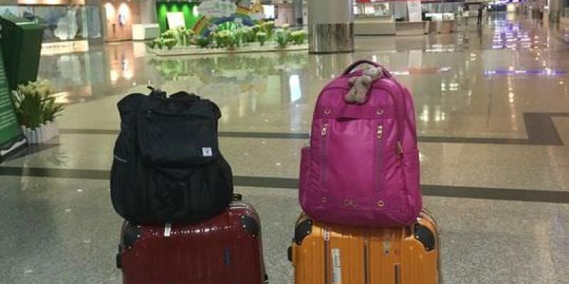 大阪旅遊|乘著長榮的翅膀~從桃園機場到關西空港