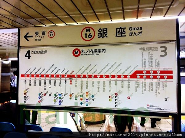 東京景點 銀座散步