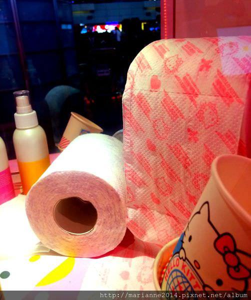 東京自助 搭乘長榮Hello Kitty彩繪機上雲霄