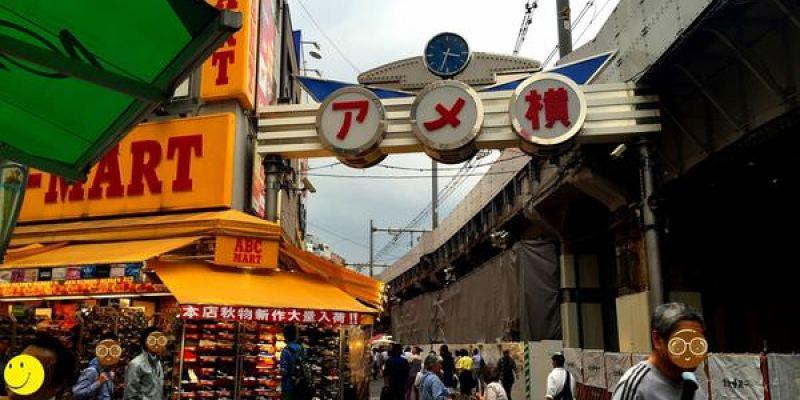 東京上野|阿美橫町 (アメヤ横丁)-好逛又好買
