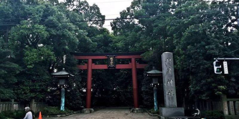 東京景點|文京區-根津神社