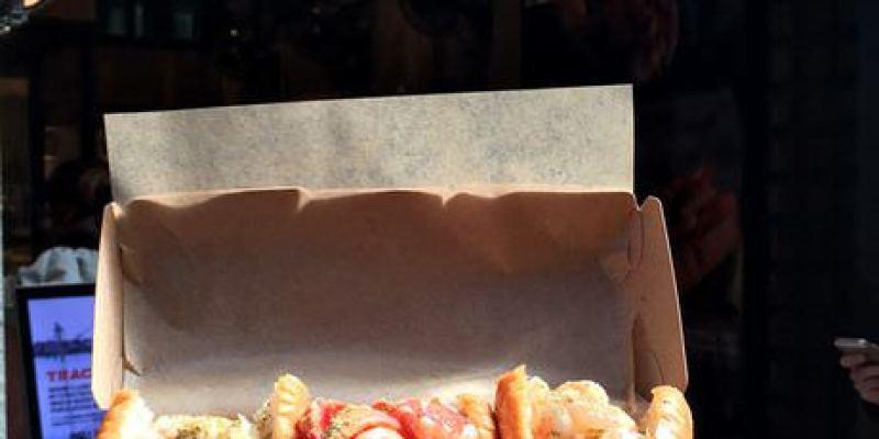 大阪美食| Luke's Lobster 超人氣龍蝦三明治--心齋橋必吃