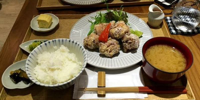 台北忠孝新生站美食 小器食堂@華山店-親身感受日本工藝的手感與溫暖