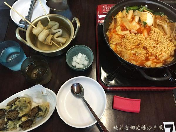 台中北區美食|求求辣年糕GOO GOO DO BO GI–道地韓式料理@一中商圈