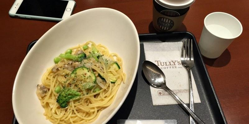 京都美食|TULLY'S COFFEE-@三条通り店