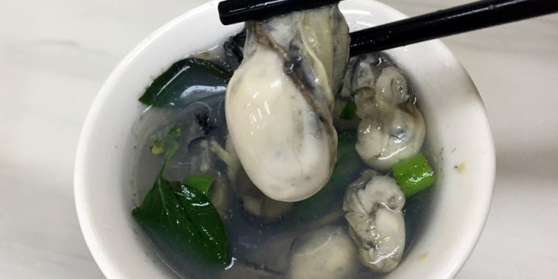 台中西區美食|布袋鮮之蚵-新鮮美味的蚵仔料理 食尚玩家推薦