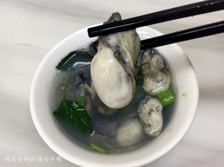 台中西區美食 布袋鮮之蚵-新鮮美味的蚵仔料理 食尚玩家推薦