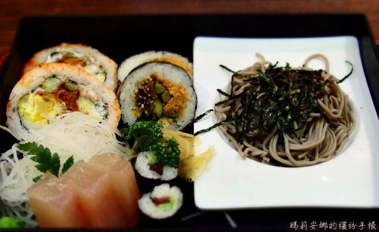 台中中區美食|水車日本料理-老店也過萬聖節