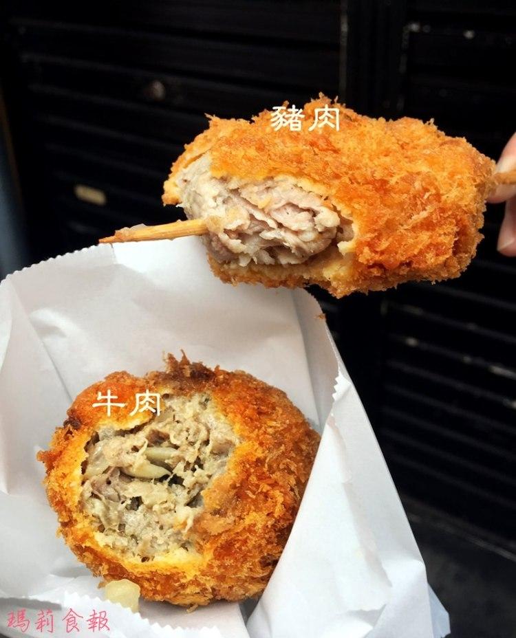 東京吉祥寺美食 SATOU 松阪牛肉專賣店 必吃牛肉餅 黃金傳說也推薦