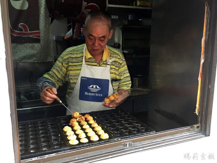 東京荒川美食|ふく扇 章魚燒 仙貝章魚燒食尚玩家也推薦
