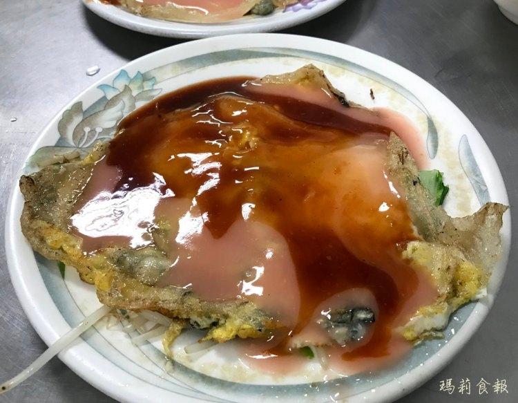 台中南區|大胖蚵仔煎、排骨飯 40年老店,忠孝夜市必吃美食