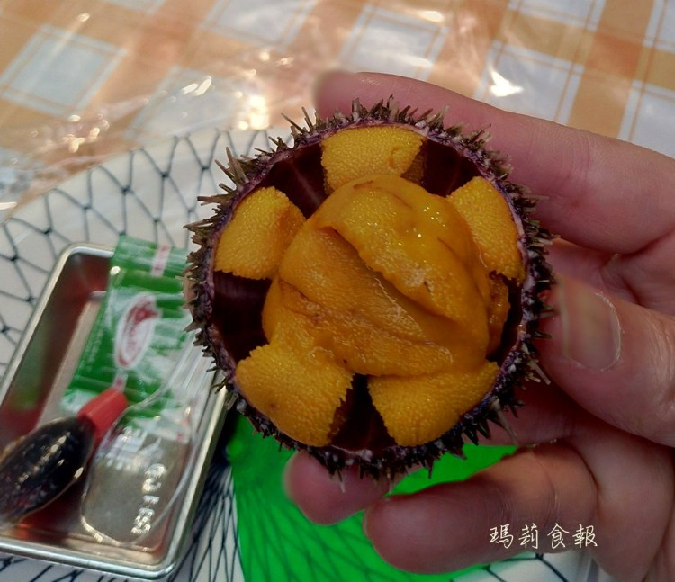 大阪日本橋美食|西川鮮魚店 鮮甜海膽必吃 黑門市場海鮮推薦