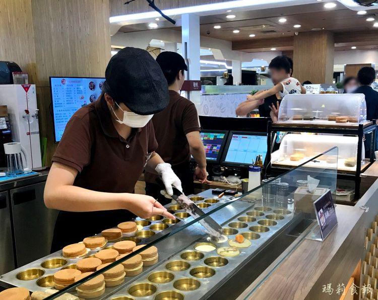 台中北區|大判燒 創意紅豆餅在中友百貨也吃得到囉