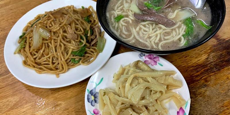 台中中區 阿發排骨飯 第二市場傳統小吃美食 推薦
