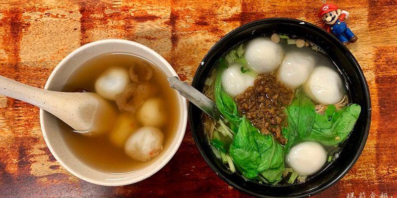 台中北屯美食 欣欣商號 三十多年的湯圓老店 鮮肉大湯圓+雞絲麵必點