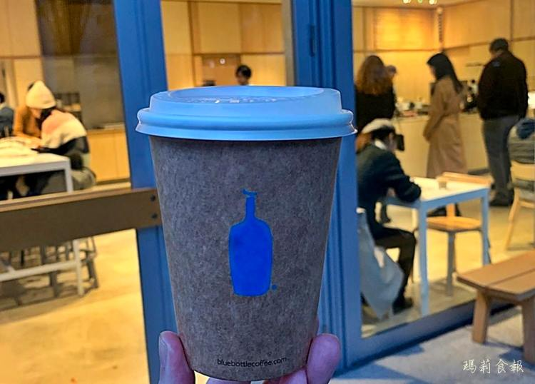 東京六本木|藍瓶咖啡 Blue Bottle(附菜單)咖啡師手沖現煮 氛圍略勝星巴克