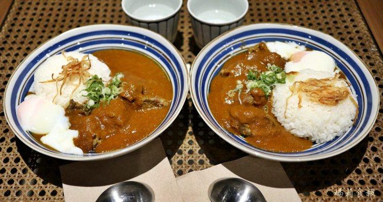 台中北區|新高軒咖哩 三種口味咖喱飯一天只賣5小時 一中商圈人氣美食