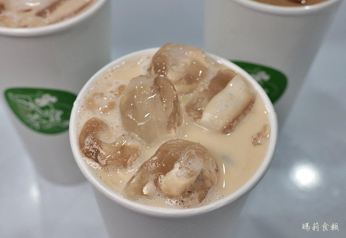 茶覓,台中飲料,手工炒糖加牛奶