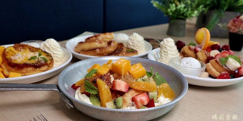 台中三井Outlet美食|Ivorish法式吐司專賣店 日本福岡人氣法式吐司 綜合莓果必點