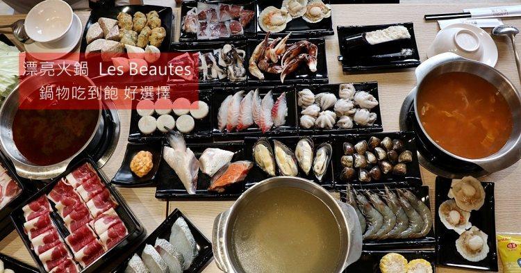 台中西區|漂亮火鍋 八種肉品 二十多種海鮮 哈根達斯通通吃到飽 個人鍋物推薦
