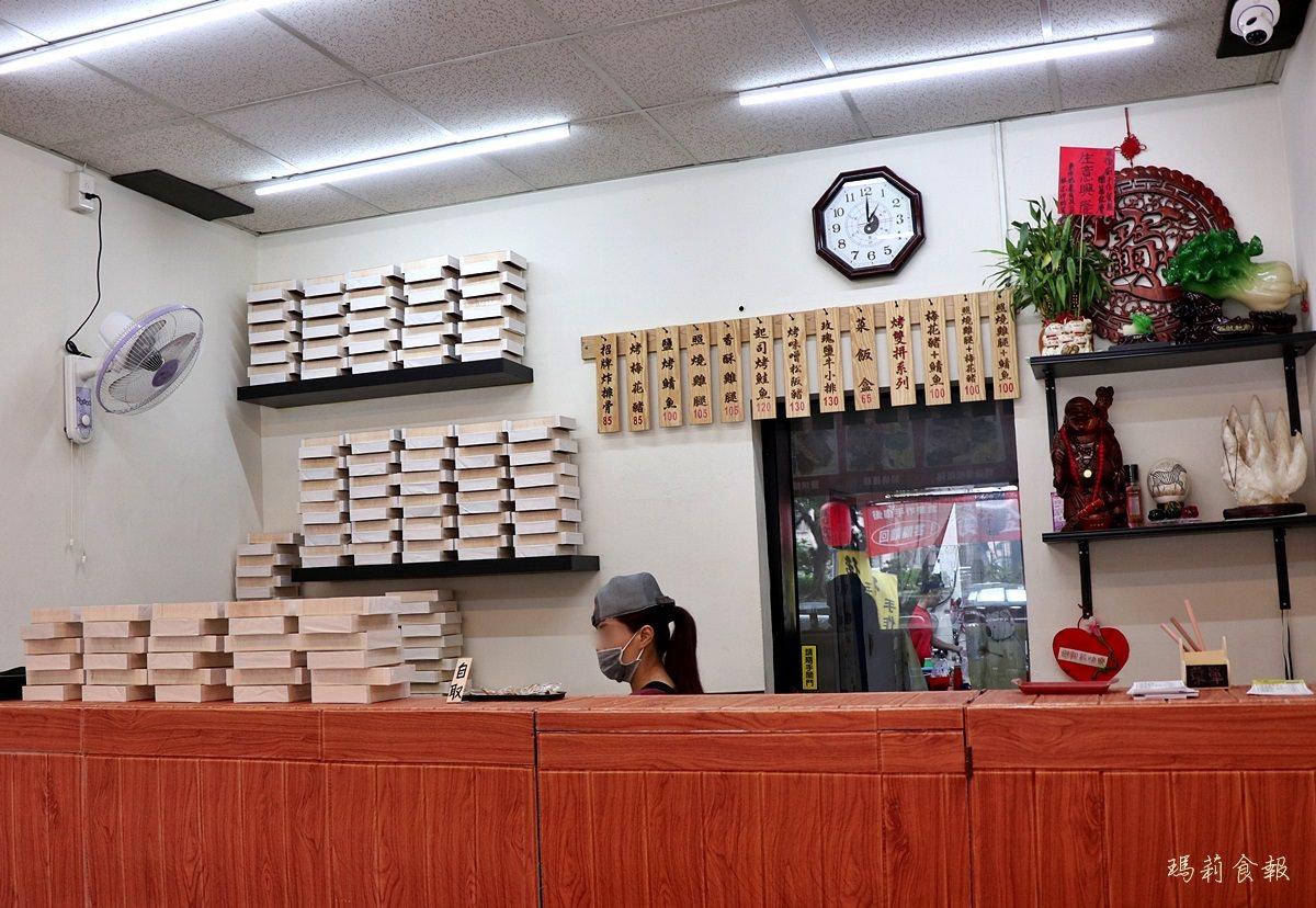台中便當推薦,後廚手作餐盒,後廚手作餐盒菜單,少油鹽的健康便當,起司烤鮭魚必點,後廚手作餐盒外送
