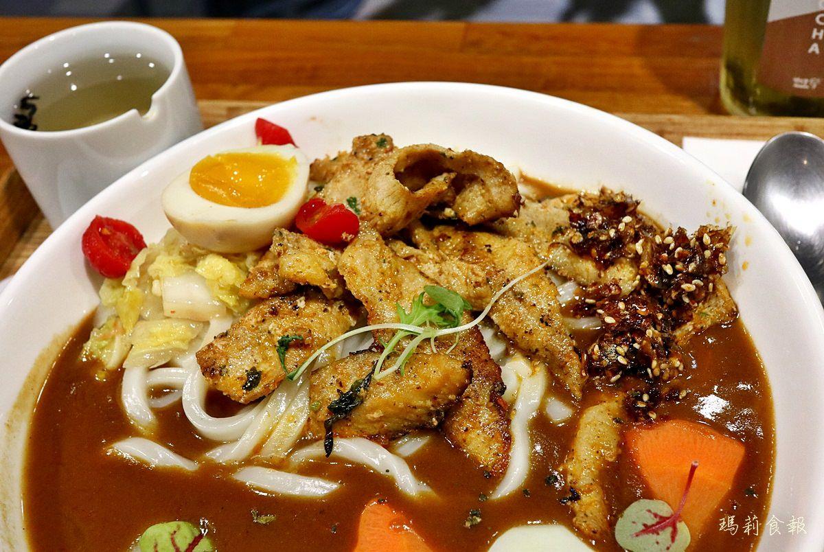 台中西區咖哩,咖哩厚,咖哩厚台灣茶咖哩,咖哩厚菜單