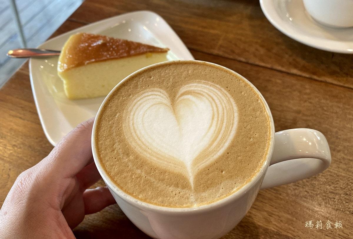 默契咖啡,台中獨立咖啡館,溪底遙拿鐵,西屯咖啡,默契咖啡菜單