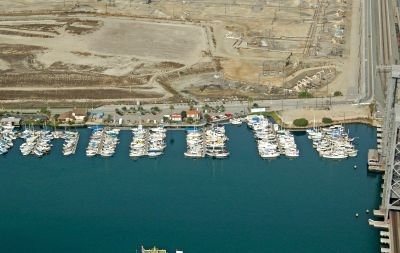 Island Yacht Anchorage in Wilmington, CA, United States ...