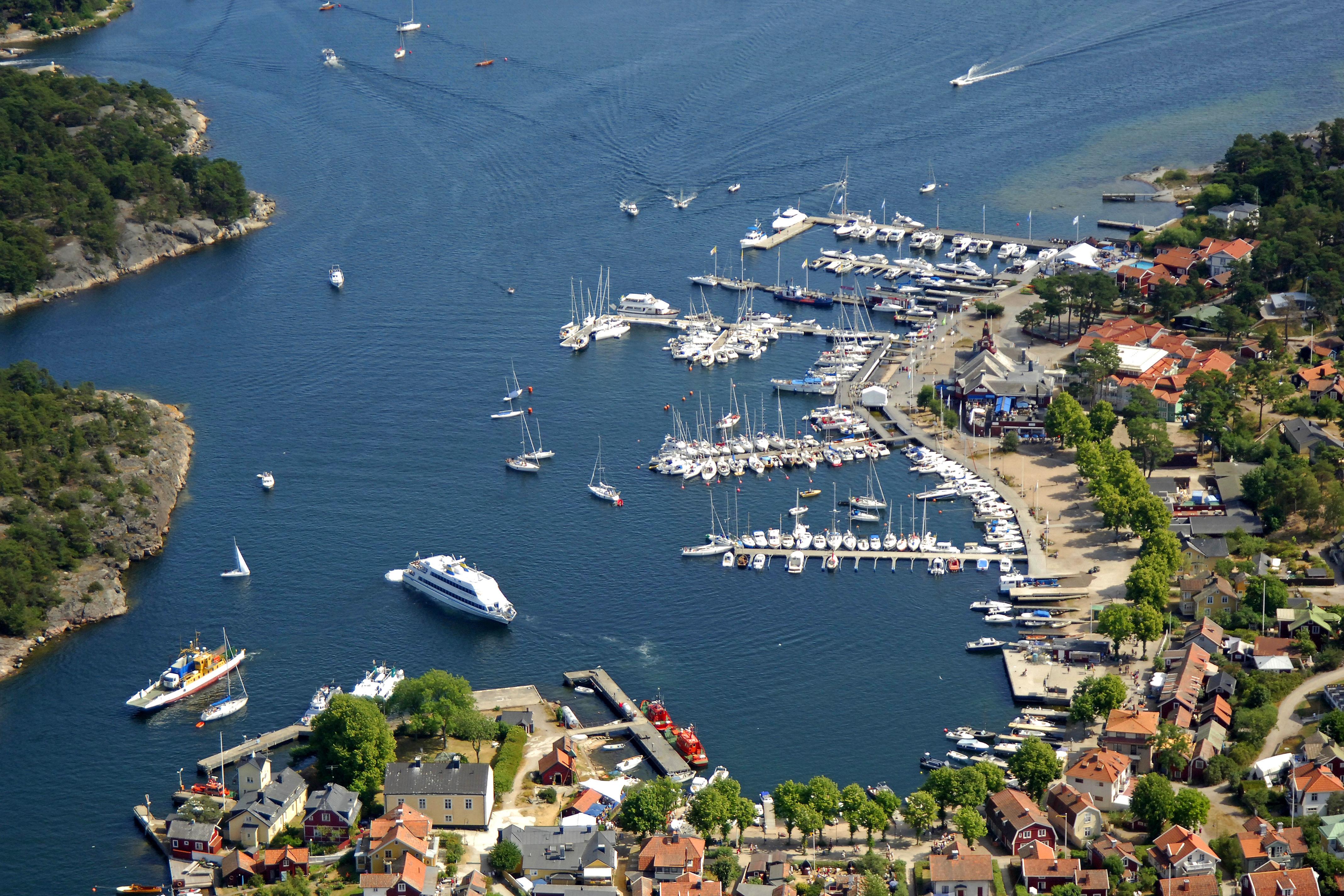 Sandhamn Marina In Sandhamn Sweden Marina Reviews