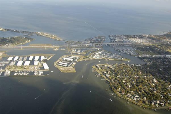 Clear Lake Harbor In Clear LakeKemahSeabrook TX United
