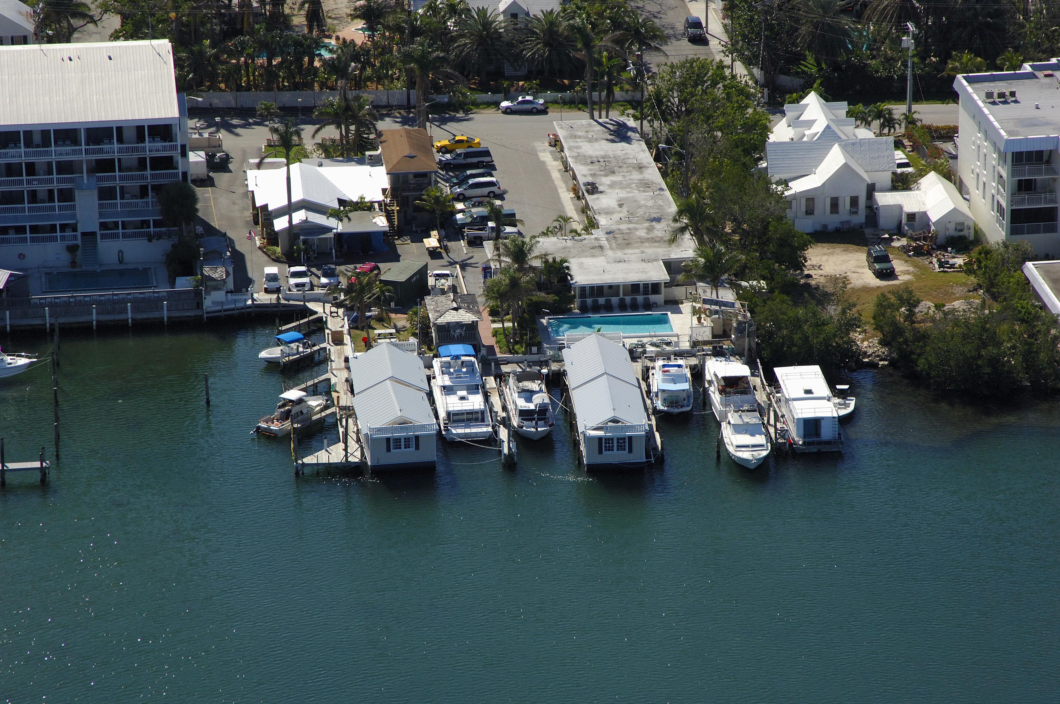 Harborside Motel Amp Marina In Key West FL United States
