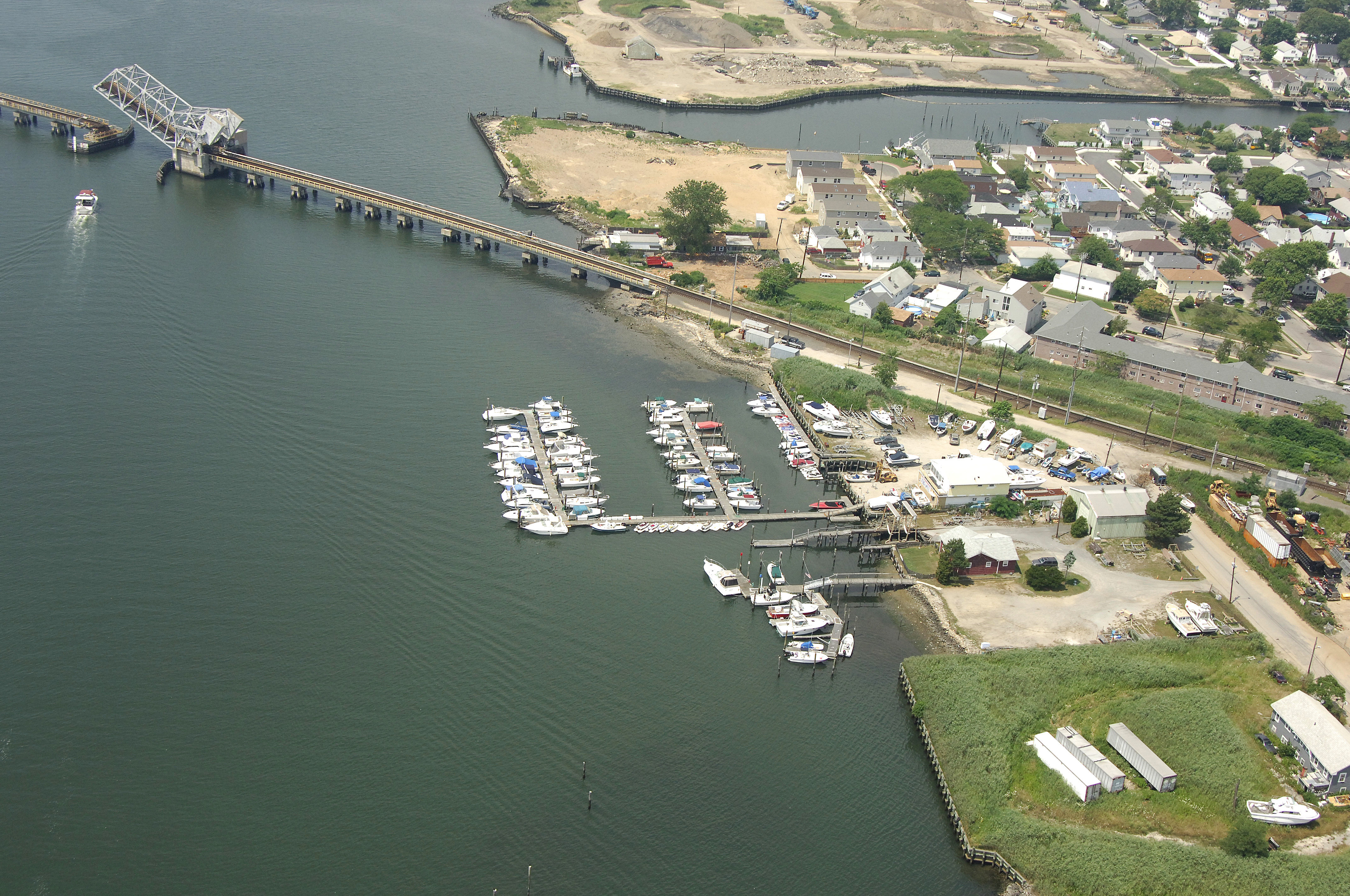 Apache Yacht Club In Island Park NY United States