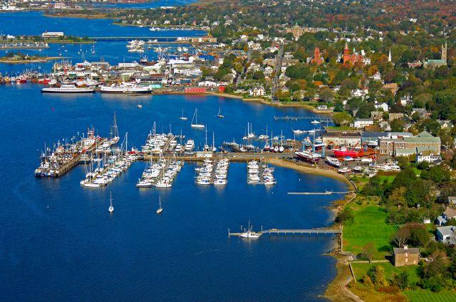 Fairhaven Shipyard Marina