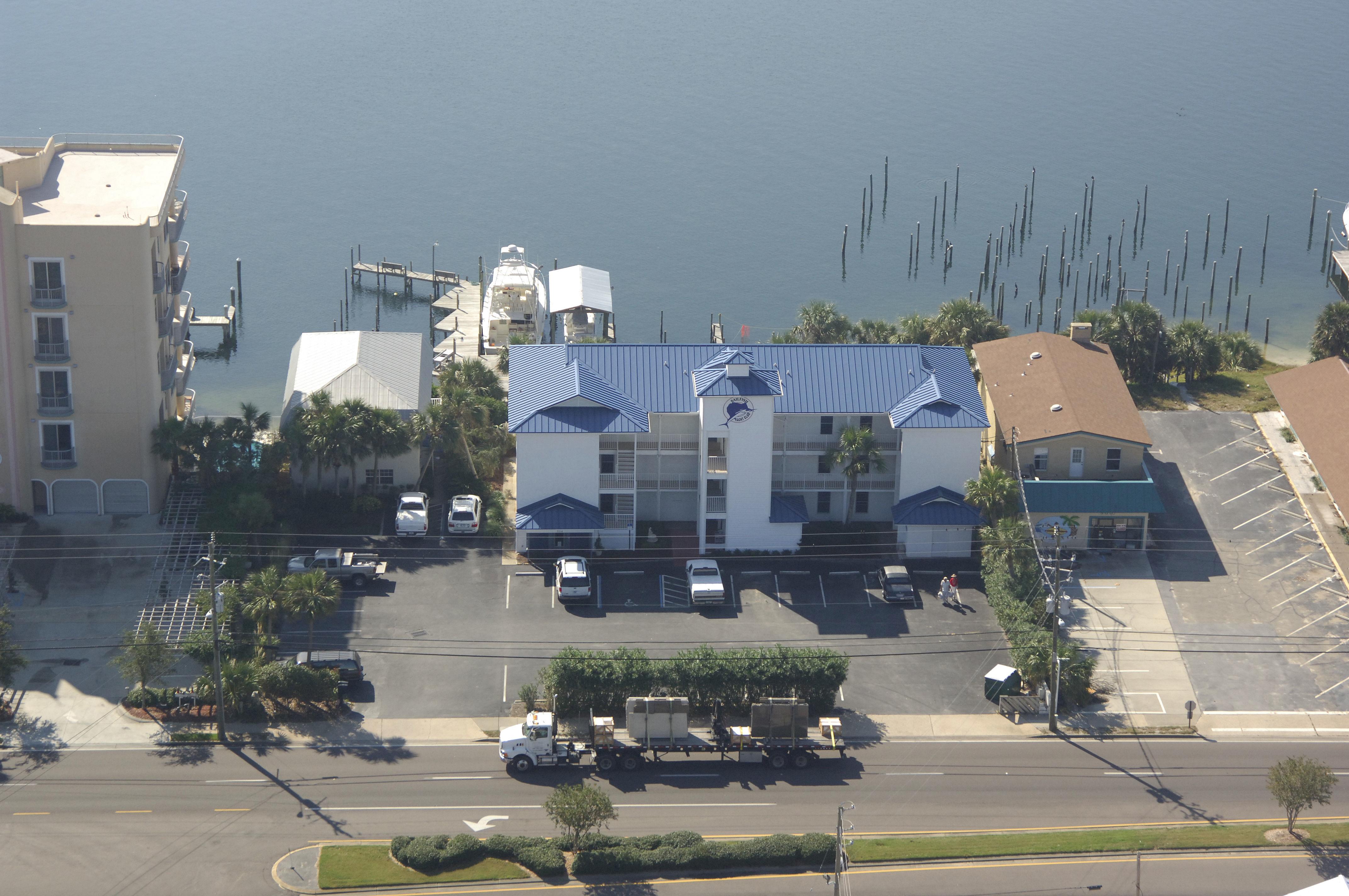 Sailfish Yacht Club In Destin FL United States Marina
