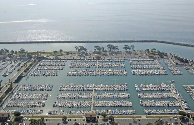 Dana West Yacht Club In Dana Point CA United States