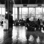 ruang tunggu bandara