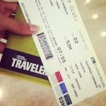 boarding pass dan paspor